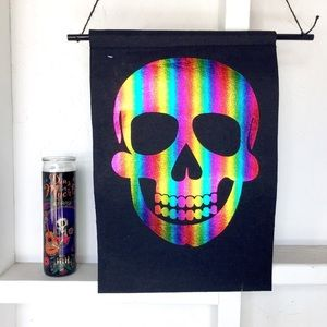 Other - Rainbow Day Of The Dead Pride Party Decorations